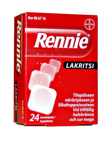 tabletter mot sura uppstötningar