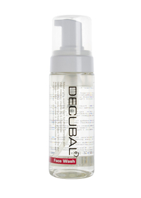 DECUBAL FACE WASH pesuneste pumppupullo 150 ml