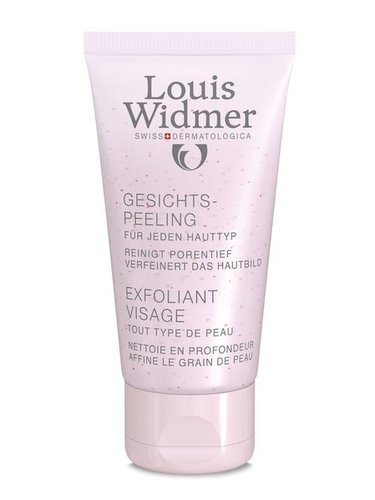 Louis Widmer Face Peeling - 50 ml