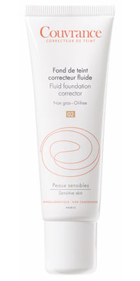 Avene Couvrance Fluid Foundation Corrector 30 ml