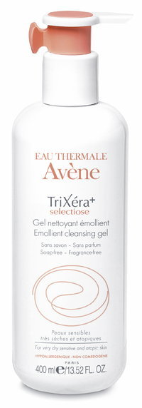 Avene Trixera+ Emollient and Cleansing Gel 400 ml