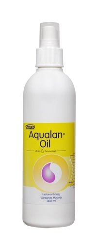 AQUALAN OIL IHOÖLJY 300 ML