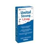 UNITAL STRONG 1,9 MG TABL 30 FOL