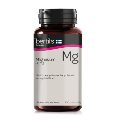 Magnesiumtabletti