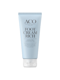 ACO BODY FOOT CREAM RICH 100 ML