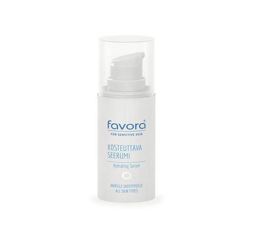 Favora Kosteuttava Seerumi 30ml