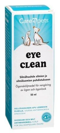 Care4pets EYE CLEAN silmähuuhde 50 ml