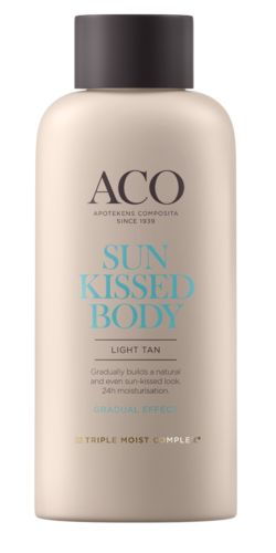 ACO SUN KISSED BODY LOTION 200ml