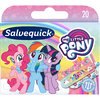 Salvequick My Little Pony lastenlaastari 20 kpl