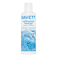 Savett Antibacterial Handgel 250 ml